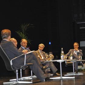 Tressis celebra su 10º aniversario junto a personalidades del ámbito económico