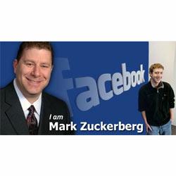 """Facebook bloquea el perfil de un """"tocayo"""" de Zuckerberg"""