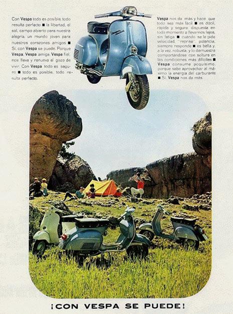 Un viaje por la publicidad del último siglo en 106 imágenes