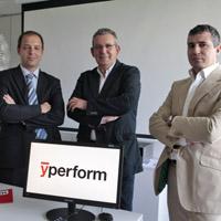 """P. Merino: """"Yperform será el CSI de las agencias de medios, dará respuesta a todo"""""""