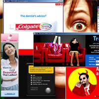 Las redes publicitarias se esconden tras la mayor parte de la inversión online