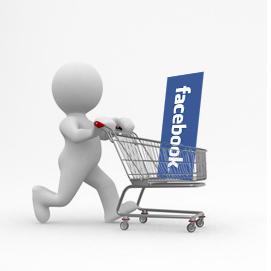 Solo un 12% de las páginas de empresas en Facebook permiten hacer compras