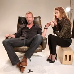 El doctor House pasa consulta para L'Oréal