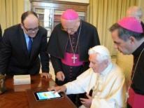 El Papa consigue 80.000 seguidores en Twitter en sólo dos días