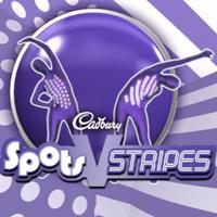 """Cadbury renueva su campaña """"Spots v Stripes"""" para los Juegos Olímpicos Londres 2012"""