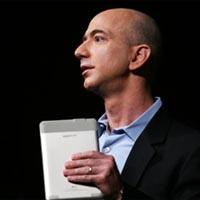 Amazon planea lanzar su clon del iPad en octubre