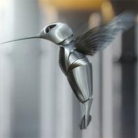 El nuevo spot de Audi tiene como protagonista un futurista colibrí
