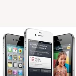 Apple ha vendido más de 4 millones de iPhone 4S en el primer fin de semana