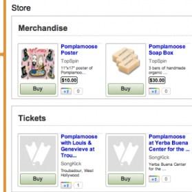 YouTube ya permite vender merchandising, descargas digitales y entradas de eventos