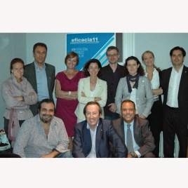 BMW, Danone, ONCE, SEAT y Telefónica, finalistas al Premio Trayectoria Publicitaria de una Marca