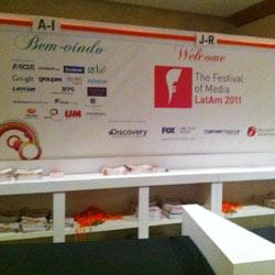 Festival of Media LatAm 2011: Latinoamérica se confirma como uno de los mercados de medios más dinámicos del mundo