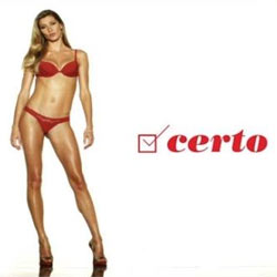 Las curvas de Gisele Bündchen no serán finalmente prohibidas en la televisión brasileña