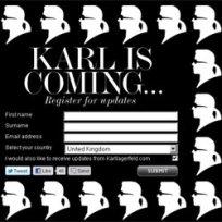 """Lagerfeld apuesta por el e-commerce para el lanzamiento de su nueva marca: """"Karl"""""""