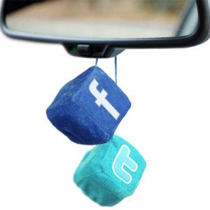 Los grandes anunciantes quieren mirarse en el espejo de las redes sociales