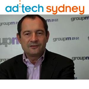 Rob Norman (Group M) en Ad:Tech: