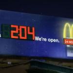 """Las 40 campañas más """"guerrilleras"""" de McDonald's"""
