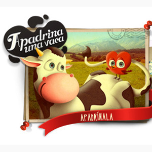 Apadrina una vaca gracias a Central Lechera Asturiana y FullSIX España