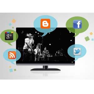¿Qué programas de televisión dieron más que hablar en las redes sociales en junio?