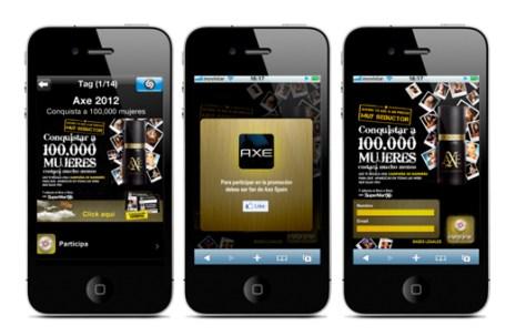 Axe revoluciona la publicidad transmedia con el lanzamiento de su nueva campaña
