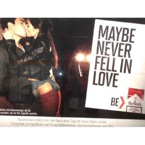 Marlboro levanta ampollas en Alemania con su nueva campaña publicitaria