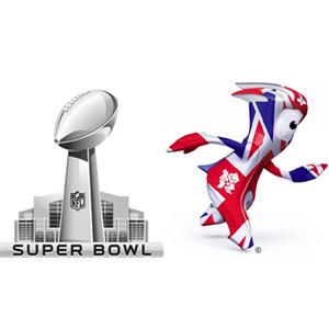 ¿Publicidad en los Juegos Olímpicos o en la Super Bowl?