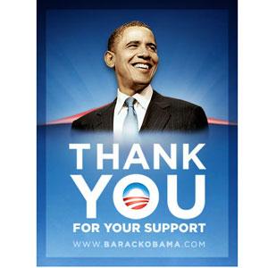 Obama derrocha creatividad y recurre al crowdfunding para financiar la campaña demócrata de cara a las elecciones