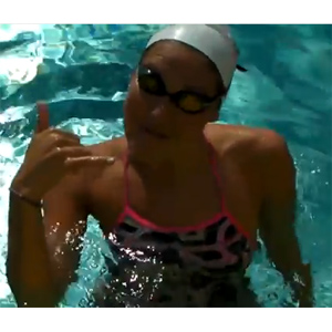 El equipo olímpico de natación de Estados Unidos arrasa en la red con su vídeo musical