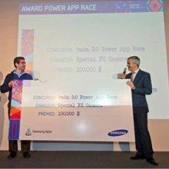 Samsung reparte un millón de dólares entre los ganadores del concurso Bada 2.0 Power App Race