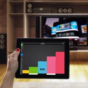 Las segundas pantallas comen terreno a la televisión