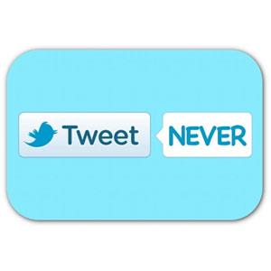 12 tipos de tweets de los que las marcas deberían huir como de la peste