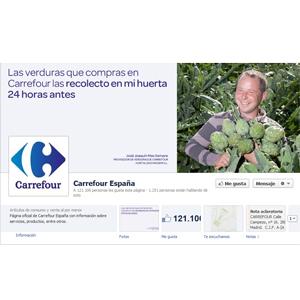Los internautas invaden los muros de marcas como L'Oreal, Trivago o Carrefour para que quiten su publicidad de Telecinco