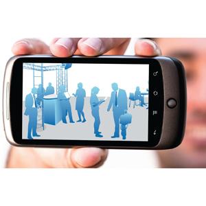 Ha llegado el momento de que las pequeñas empresas también apuesten por el móvil en los eventos
