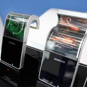 Samsung lanzará smartphones de pantalla flexible en 2013
