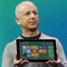 Steven Sinofsky, jefe de Windows, se baja del barco de Microsoft
