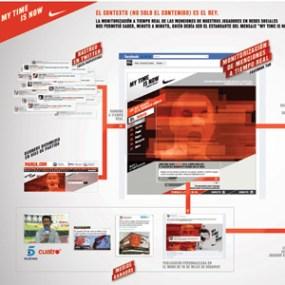Nike y DoubleYou, triplemente premiados por el uso creativo de los medios en 2012