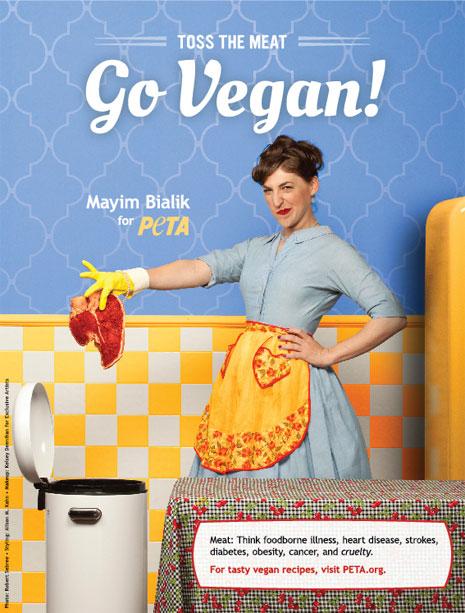 Los anuncios más sexys de PETA en 2012