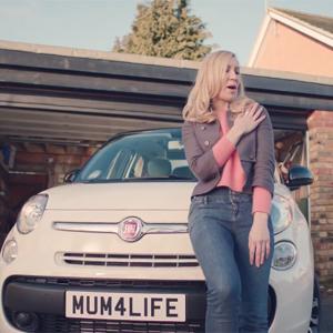 Fiat se pasa al rap en su último anuncio sobre la maternidad y los falsos orgasmos