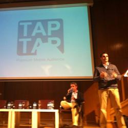 """Á. del Castillo (TAPTAP Networks) en #iptv2013: """"En EEUU todos los shows son 'shazameables', pronto lo serán en España"""""""