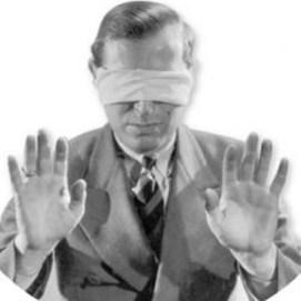 Los publicitarios están cada vez más ciegos...