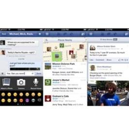 Facebook sigue los pasos de Twitter con Vine y actualiza su aplicación para poder grabar vídeo desde ella