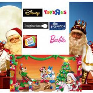 Disney y Toys 'R' Us son las tiendas favoritas de los Reyes Magos en la red