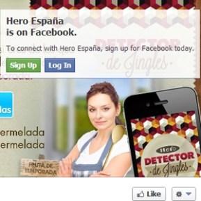 Hero lanza la primera campaña del sector alimentación en España que integra TV y móvil