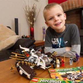La red se vuelca con el increíble caso de servicio al cliente de LEGO y Luka Apps
