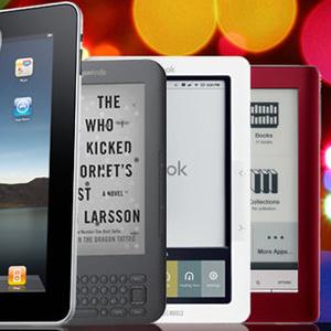 Los libros electrónicos resisten bien los embistes de las tabletas