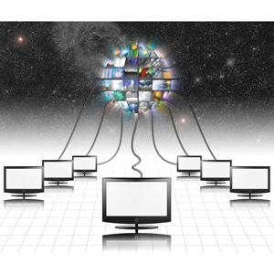 Las televisiones conectadas ya están en uno de cada cuatro hogares en EE.UU.