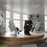 Cuando las agencias parecen museos de arte pop