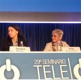 """S. M. de los Ríos (Publiespaña) en #AedemoTV: """"Los bloques cortos de publicidad se recuerdan mejor"""""""