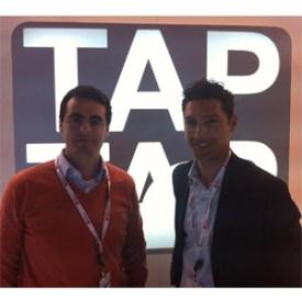 """Fausto Fernández (TAPTAP) en #MWC13: """"El mobile tiene su pequeña burbuja, el sector sigue creciendo"""""""