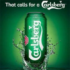 Carlsberg confía su cuenta global de publicidad a la agencia Santos