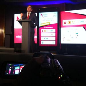 """F. Amenedo (Coca-Cola) en #AttractionMedia: """"Las emociones son las que hacen grandes a las marcas"""""""